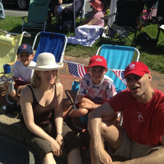 Fourth of July on Cape Cod