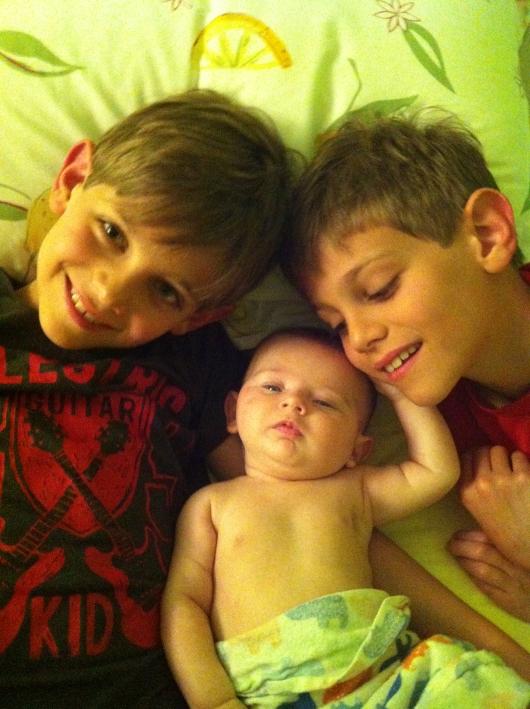 The Kids!